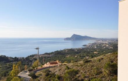 Appartement-Terrasse a vendre Altea Alicante